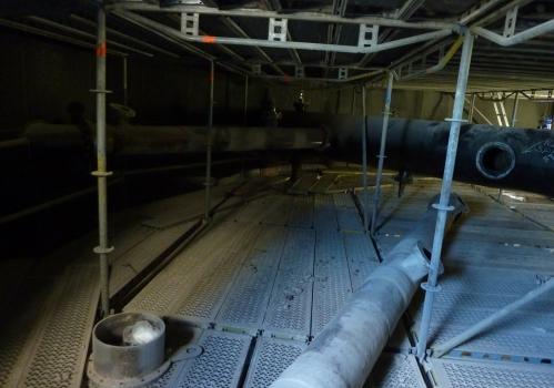 Remont instalacji odsiarczania spalin Rostock - Niemcy